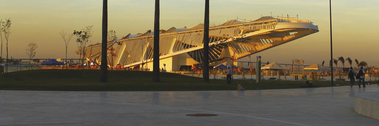 Rio de Janeiro  Museu do Amanhã