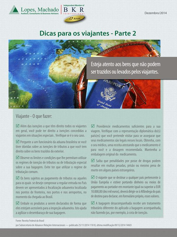 NOTÍCIAS CURTAS Nº 14