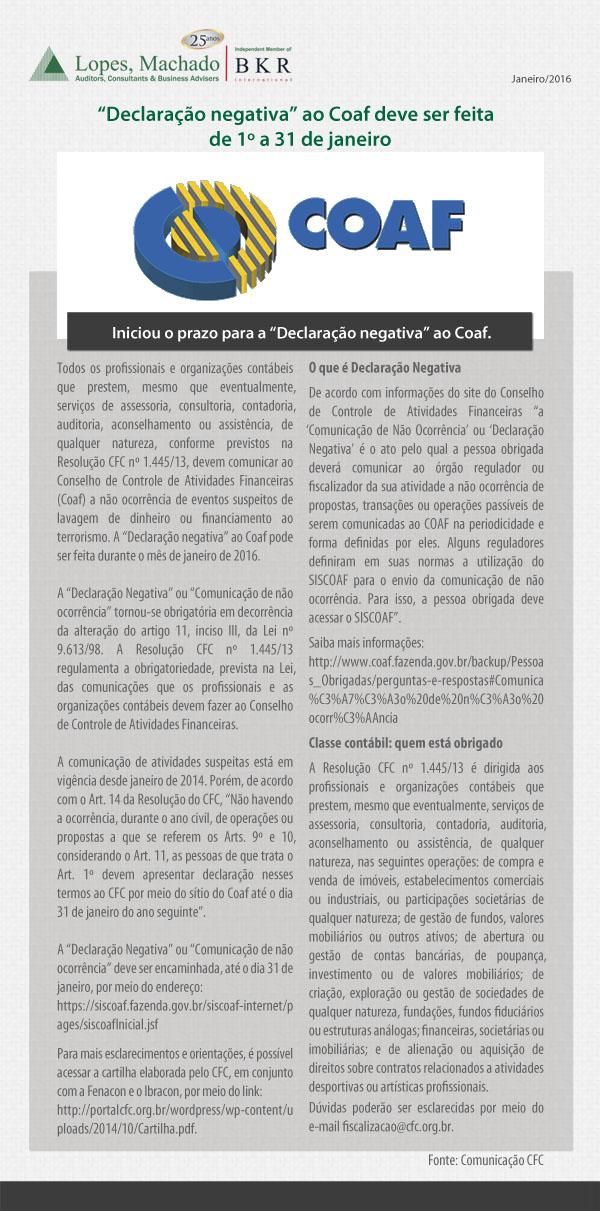 NOTÍCIAS CURTAS Nº 45