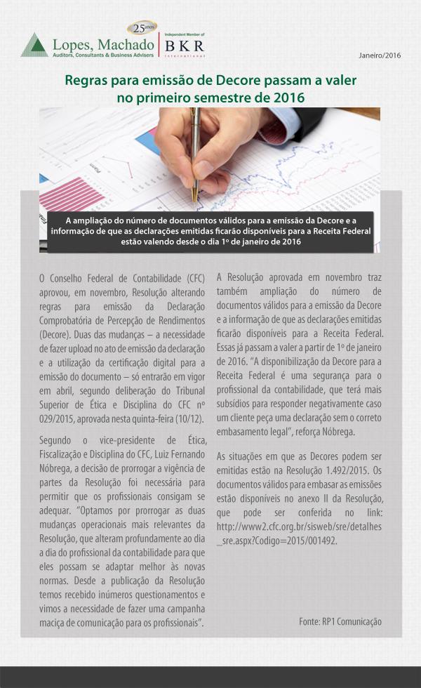 NOTÍCIAS CURTAS Nº 46