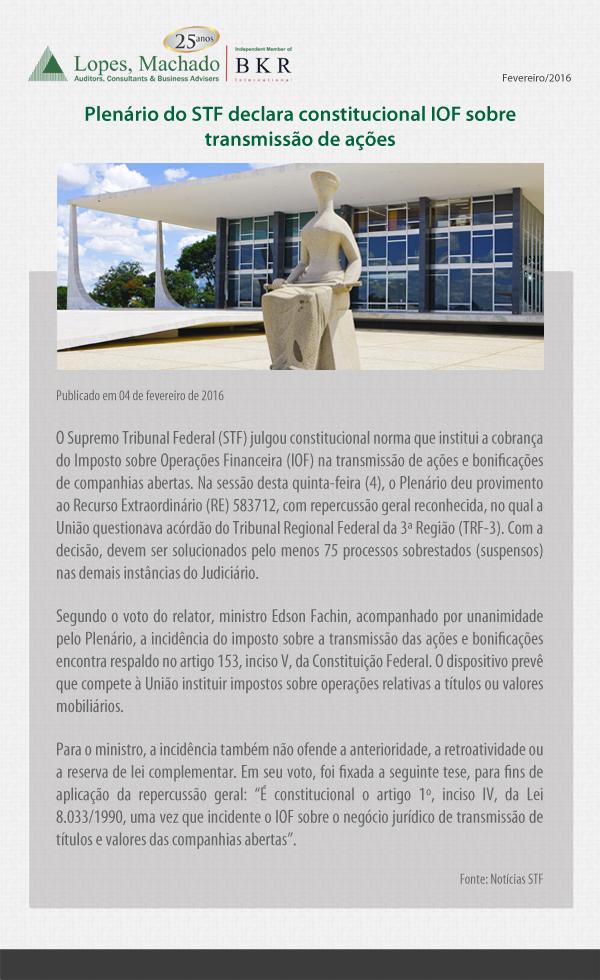 NOTÍCIAS CURTAS Nº 50