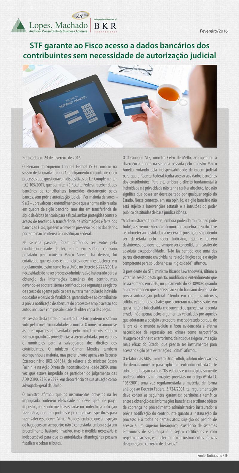 NOTÍCIAS CURTAS Nº 51